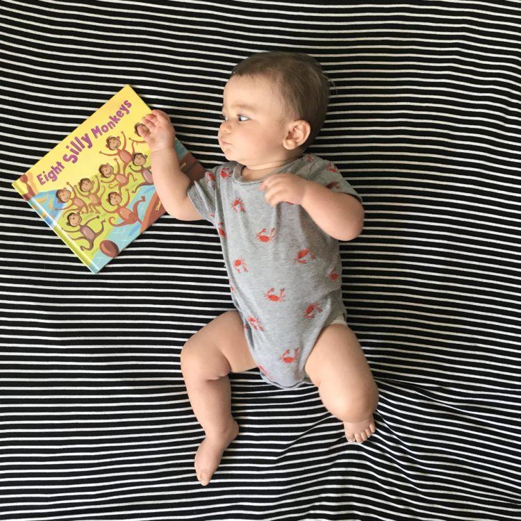 Joseph James: 8 Month Update