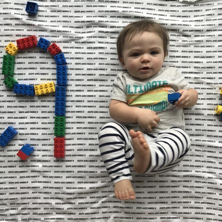 Joseph James: 9 Month Update