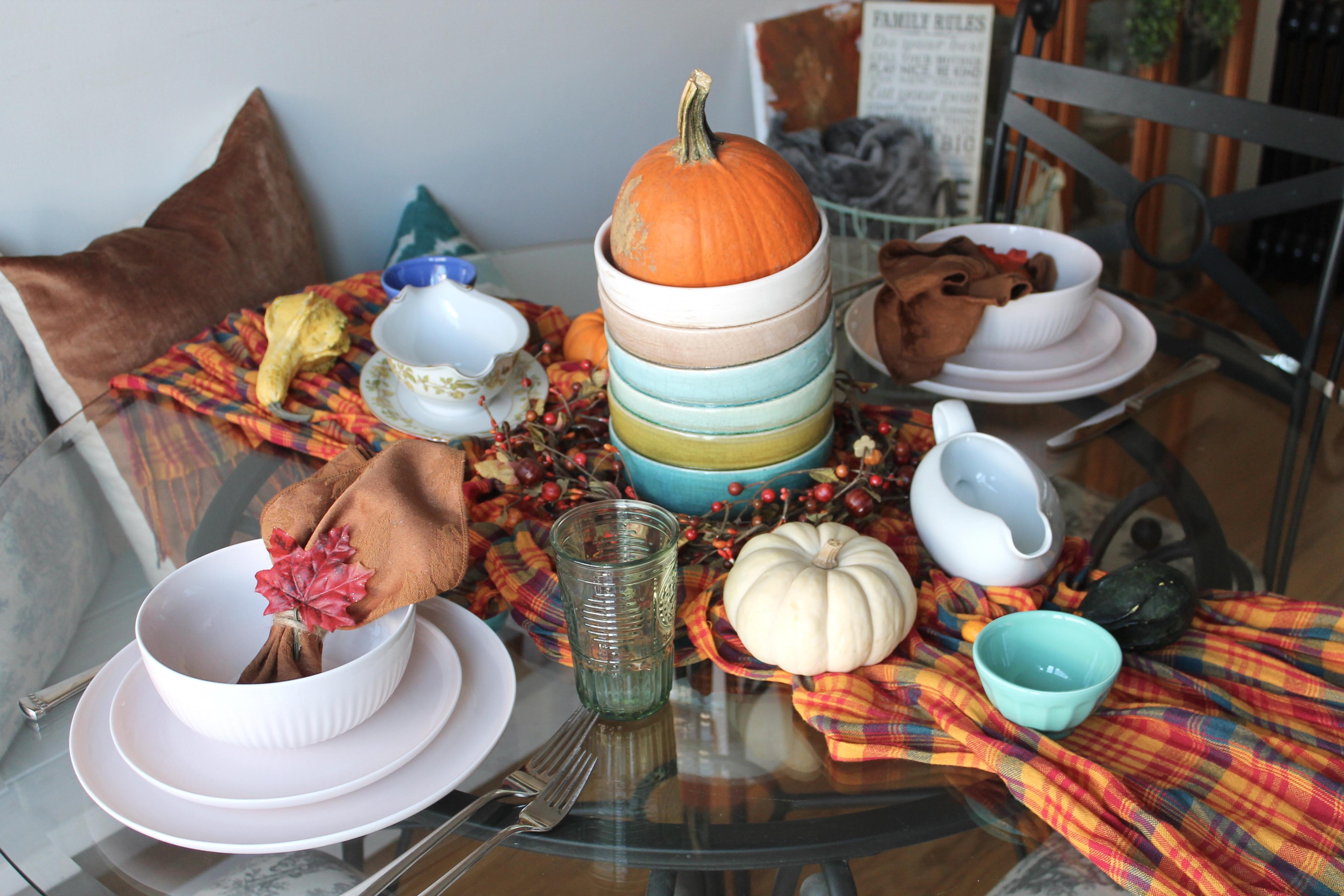 Thanksgiving Home Decor
